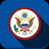 US Constitution icon