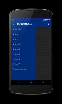 US Constitution screenshot 1