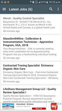 USA Jobs : Read Job Detail (Offline) screenshot 1