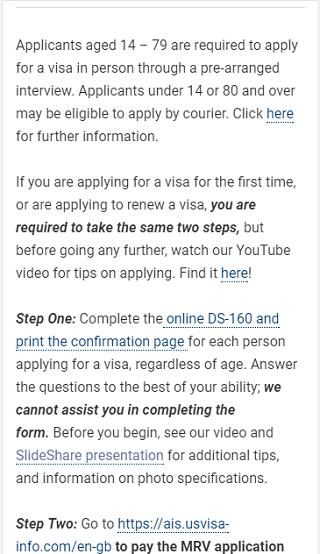 USA Visa Apply for Android - APK Download