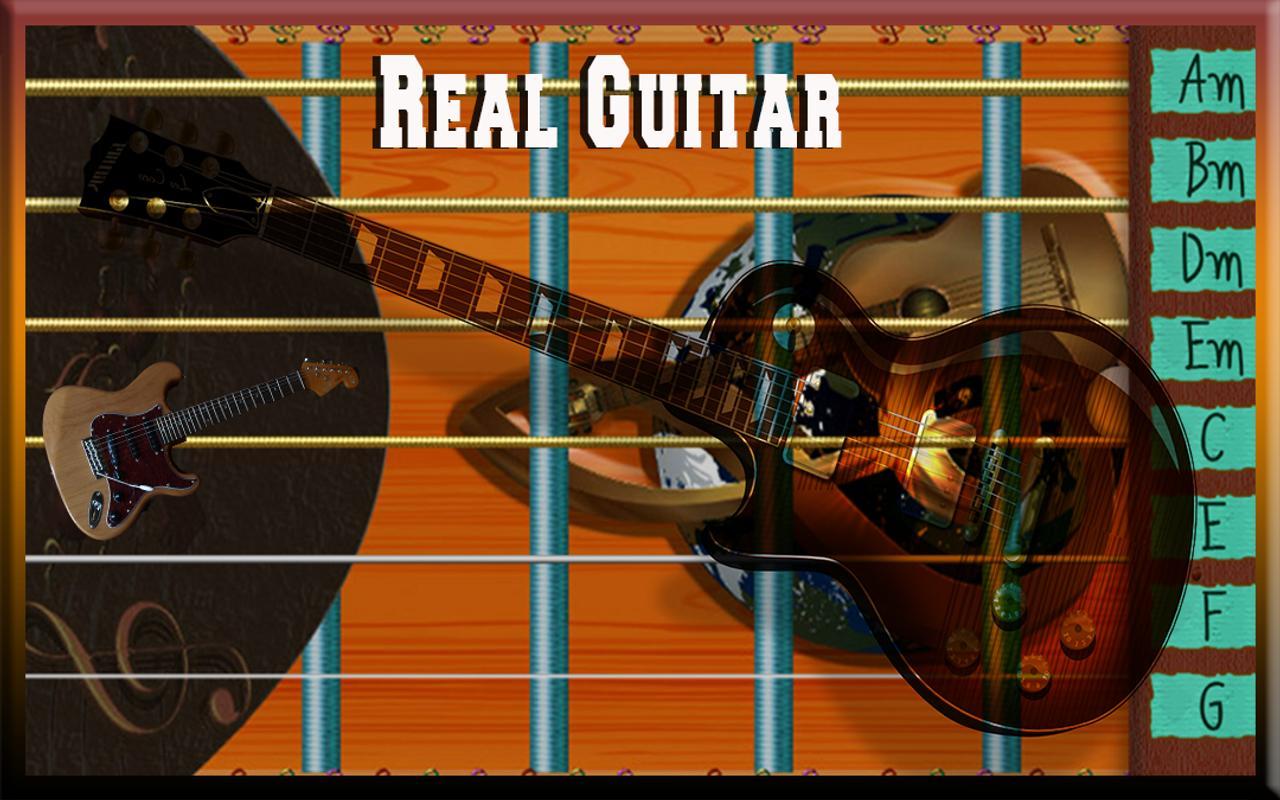 Best Real Guitar Tuner Bass Guitar Chord Free Apk Download Free