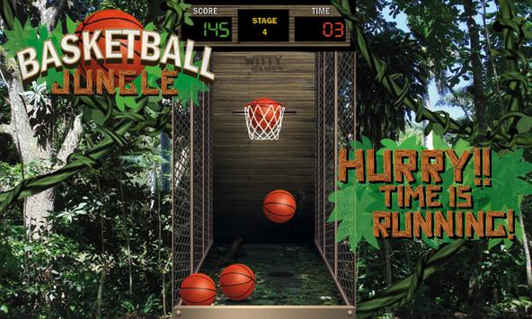BasketBall Jungle screenshot 8