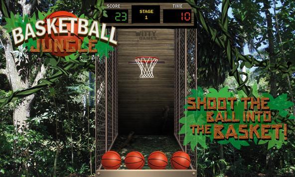 BasketBall Jungle screenshot 1
