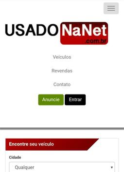 UsadoNaNet Compra e Venda de Veículos poster