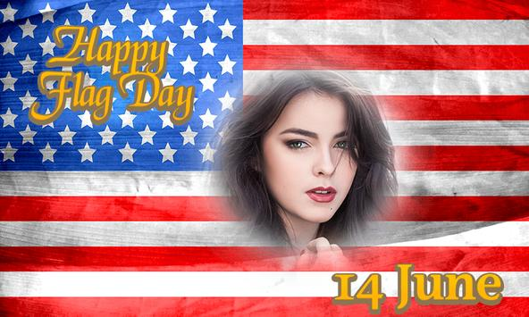 USA Flag Day Photo Frames HD apk screenshot