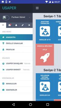 Usaper screenshot 2