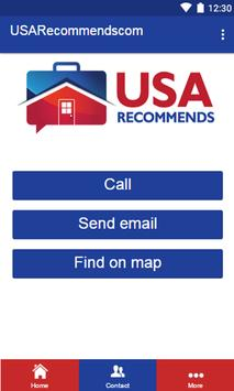 USA Recommends.com screenshot 2