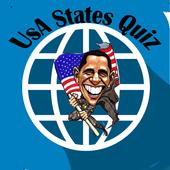 USA STATES QUIZ icon