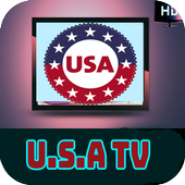 Guide USA TV channels icon