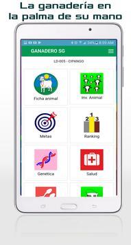 GANADERO App screenshot 5