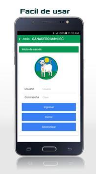 GANADERO App screenshot 1