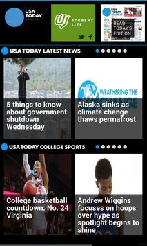 USA TODAY On Campus screenshot 2