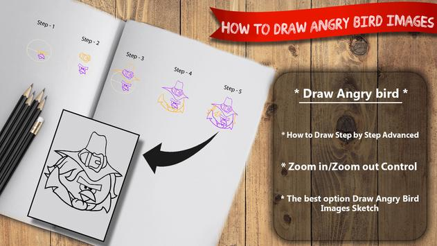 Learn To Draw Angry Birds screenshot 1