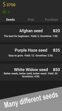 Weed Empire apk screenshot