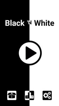 Black 'N White poster
