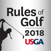 2018 Rules of Golf icon