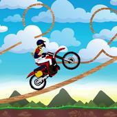 Bike Flip Driving icon