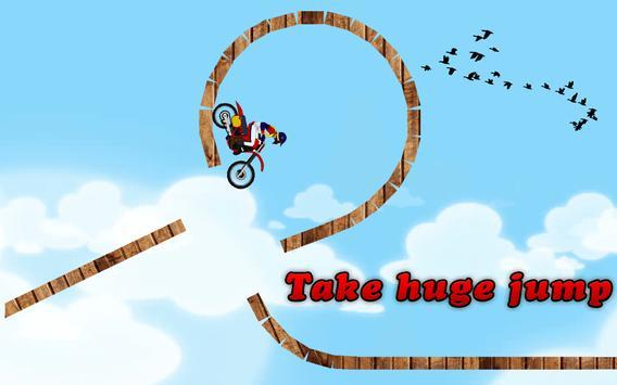 Bike Flip Driving screenshot 1