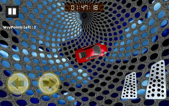 Death Well Driver 3D screenshot 1