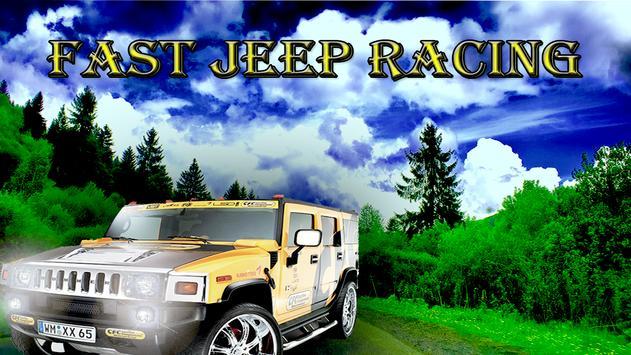 Fast Jeep Racing 3D screenshot 8