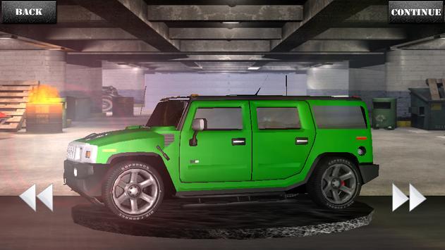 Fast Jeep Racing 3D screenshot 2