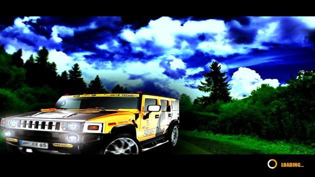 Fast Jeep Racing 3D screenshot 3