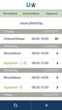 Unique Planner screenshot 1