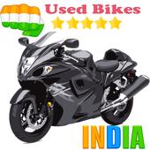 Bikes in India icon