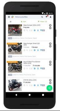 Bikes in India screenshot 1
