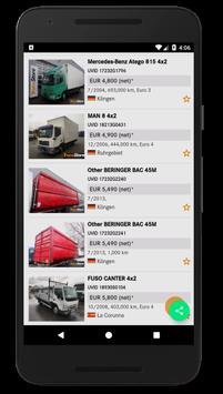 Used Trucks For Sale screenshot 1