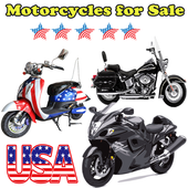Motorcycles for Sale USA icon