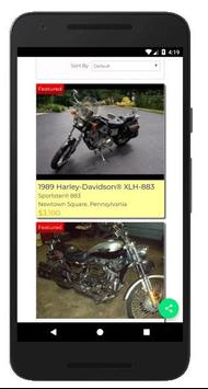 Motorcycles for Sale USA screenshot 5