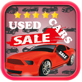 used cars for sale near me icon