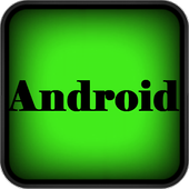 Programming for android icon