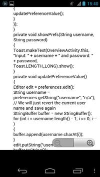 Programming for android screenshot 12