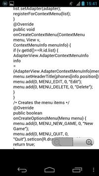 Programming for android screenshot 15