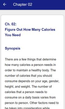 Dieting and Exercise screenshot 3