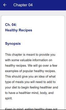 Dieting and Exercise screenshot 5