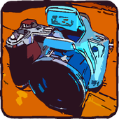 Cartoon Camera HD icon