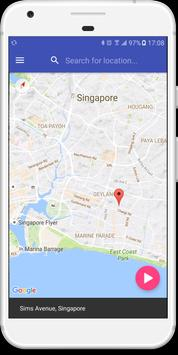 Fake GPS Location PRO screenshot 3