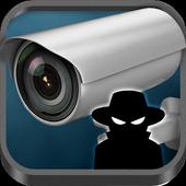 Spy Camera HD icon