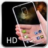 Transparent Live  Screen HD icon