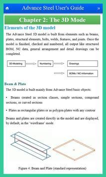 Learn Advance Steel Users 2015 screenshot 1