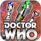 Doctor Who Sonic Screwdriver F icon