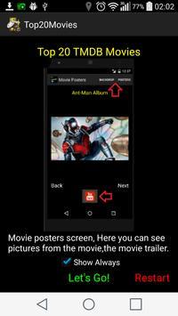 Top Movies apk screenshot