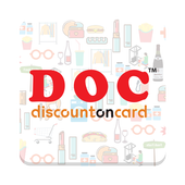 Discount on card icon