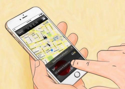 Order Uber Taxi Guide apk screenshot