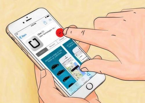 Order Uber Taxi Guide screenshot 3