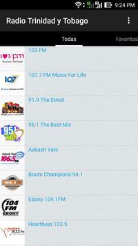 Trinidad and Tobago Radio screenshot 1