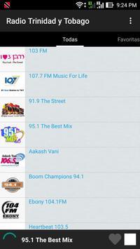 Trinidad and Tobago Radio screenshot 2